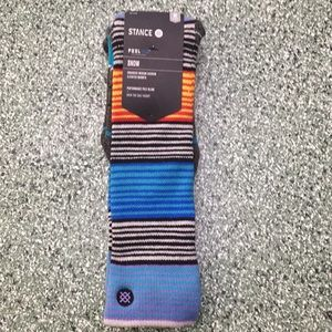 Stance Feel360 Snow Socks Size Medium 6-8.5